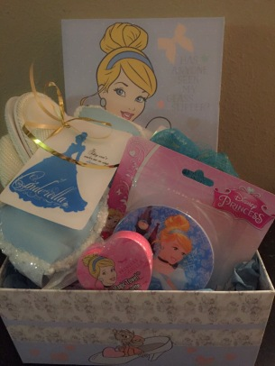 Cinderella themed gift | GirlGoneHouston.com